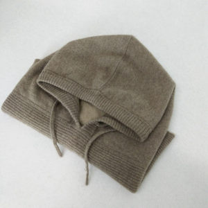 IMfield Natural Series, Cashmere Double Side Neckwarm Hat