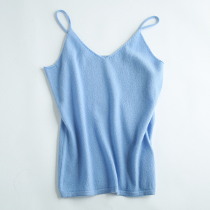 Lady Cashmere Vest Sweater