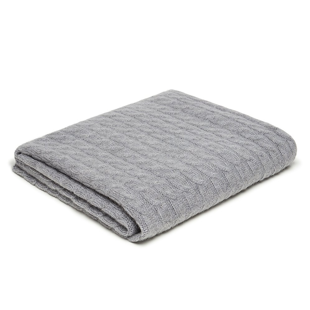 Baby Cashmere Swaddle Blanket