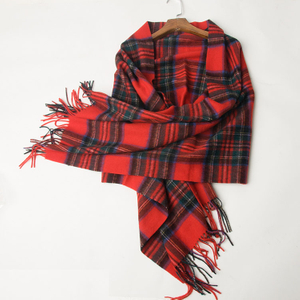 Scottish Design Cashmere Cape