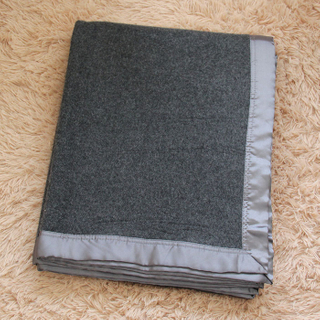 Queen Size Solid Color Cashmere Blanket