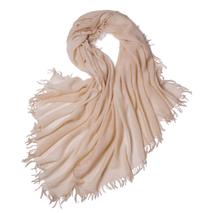 Melange Looking Spray Print Cashmere Scarf