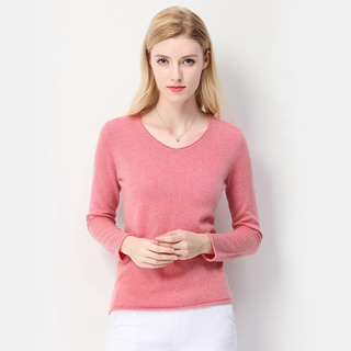 Lady Crew Neck Cashmere Sweater