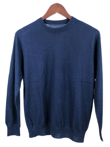 Men's Crew-Neck Cashmere Sweater