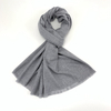 Cashmere Solid Color Shawls, Dusty Blue